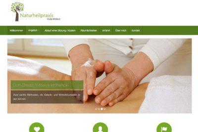 Webdesign Naturheilkunde